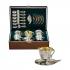 Продам серебряный кофейный сервиз на 6 персон, 18 предметов