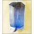 Дозатор жидкого мыла пластик прозрачный 900 мл