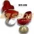 Высокие и низкие стулья для казино, залов игровых автоматов, лотерейных и покерных клубов, баров