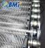 Сетка транспортерная для пеллет, топливных гранул, топливных брикетов.