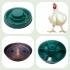 Кормушки и поилки для домашней птицы под банку и ПЭТ-бутылку