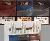 Оптовая продажа - сигарет Pull red, blue Duty Free
