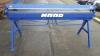 Листогибочный станок нового поколения Maad ZG 2000/2,0